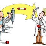 Industrie - Rohrpost Anlagen von Blitzbüchse